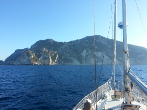 Sailing Weekends in Greece
